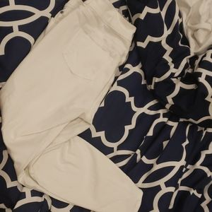 White Jeggings Torrid